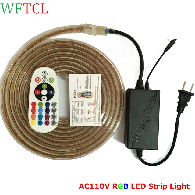 Wftcl led light strips 60 ledsm waterproof 5050 smd rgb led strip wftcl led light strips 60 ledsm waterproof 5050 smd rgb led strip led aloadofball Image collections
