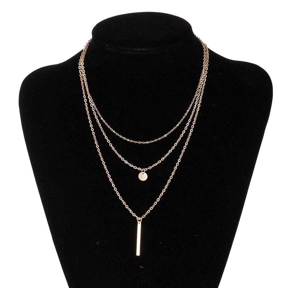 Модные золотые Цвет Винтаж цепи чудо цинковый сплав длинные Chocker Цепочки и ожерелья подвеска женские украшения Интимные аксессуары подарок