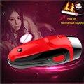 4D Vagina del gatito del Masturbator Masculino Juguetes Sexuales para Hombres 10 Modelos de Vibración Real Coño Bolsillo de Carga USB Productos Adultos Del Sexo
