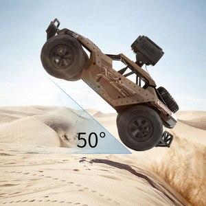 Image 4 - Coche de carreras eléctrico de alta velocidad con WiFi, 25 KM/H, FPV, 720P, cámara HD 1:18, Radio Control remoto, escalada, camiones, Buggy, todoterreno, Juguetes