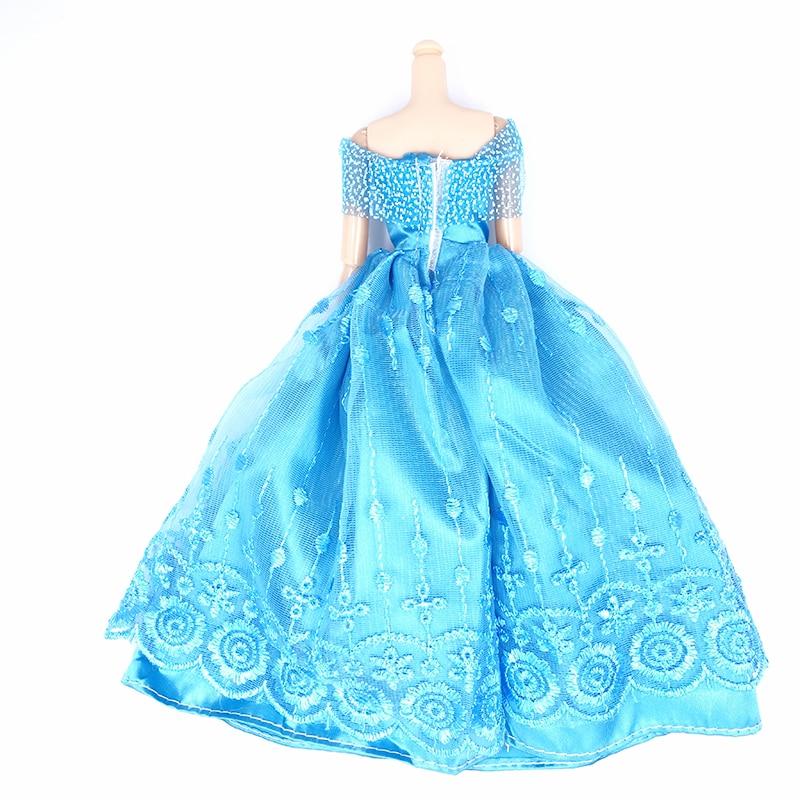 Visoka kvaliteta 1 kom dobrog qualtiy moda ručna odjeća haljina za - Lutke i pribor - Foto 5