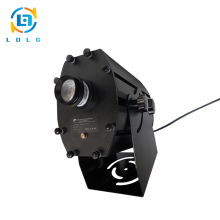 OUTDOOR Use 80W 8 Images Change in Turn LED Gobo Sign Projector 10000Lumens Outdoor LED Advertising Custom Image Logo Projectors