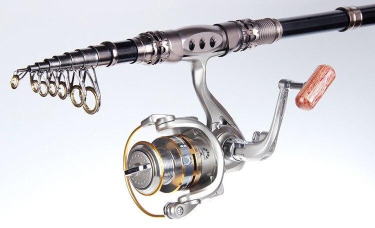 aliexpress : buy hot sell!2.1 metres telescopic fishing rod, Fishing Reels
