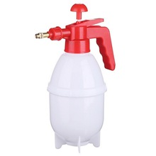 Hand-held Watering Can Shower Gardening Tools Plastic Pneumatic Pressure Sprayer Bottle