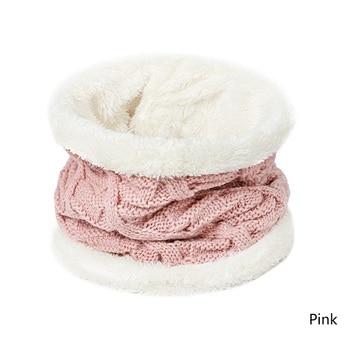 Ζεστό βρεφικό κασκόλ κολάρο σε διάφορα χρώματα Κασκόλ - Φουλάρια Παιδικά Ρούχα Ρούχα MSOW