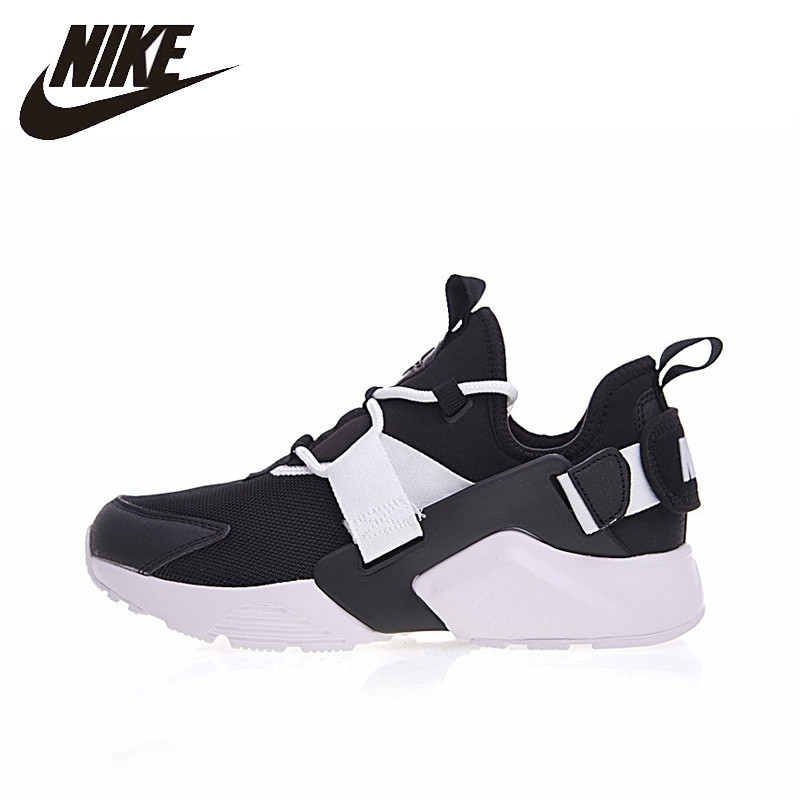 Nike AirHuarache Original New Arrival Authentic Womens Running Shoes Sneakers Breathable Sport Outdoor Good Quality AH6804 nike original new arrival womens running shoes breathable light stability high quality for women 844888 006 844888 101