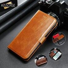 KISSCASE Leather Case For One plus 5 Nokia 3 6 LG G6 K10 K8 K4 2017 EU Business Phone Motorola Moto G5 Plus Funda