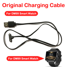 Original Charging Cable For DM99 Smart Watch USB Charger Wristwatch Clock Replacement High Quality