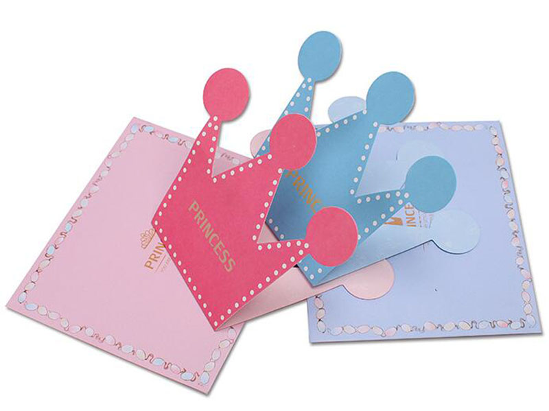 300pcslot invitation card for kids birthday party