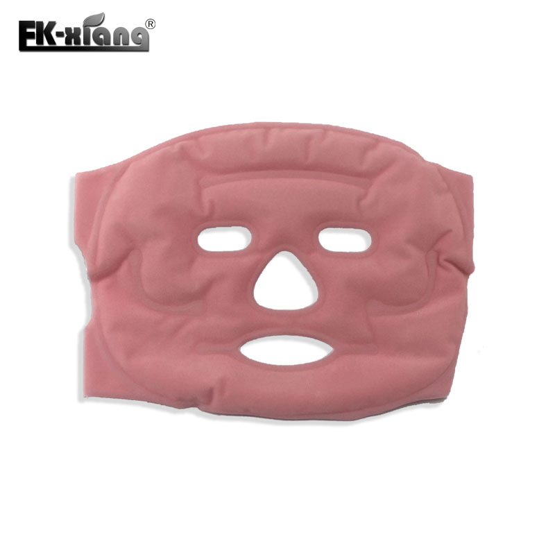 Facial Tourmaline Gel gel Magnet Mask Facial Slimming Beauty Massage Face Mask Thin Face Remove Pouch Health Care