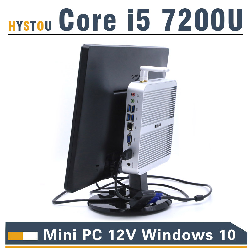 kaby lake core i5 7200u mini pc windows i3 7100u hdmi vga. Black Bedroom Furniture Sets. Home Design Ideas