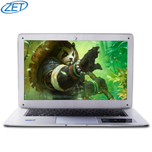 ZET 8GB Ram+120GB SSD Windows 7/10 System Ultrathin Quad Core J1900 Fast Boot Multi-language Laptop Notebook Netbook Computer