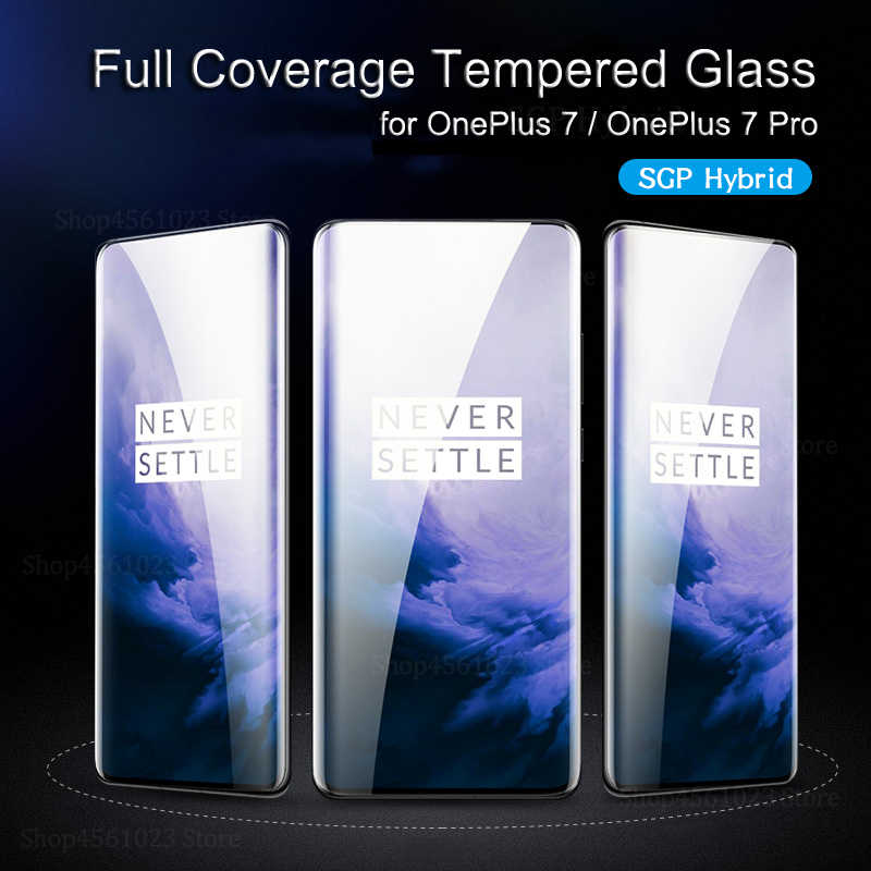 30D Tempered Glass For Oneplus 7 Pro Protective Glas On For Oneplus 1+ 7 Pro 7Pro One Plus 7pro Screen Protector Safety Glass