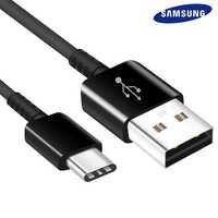 S9 S8 Plus Samsung tipo C Cable USB Original 2A cargador rápido de datos S8 Note8 C5pro C7pro C9pro S8 activo para huawei P10 P9 plus