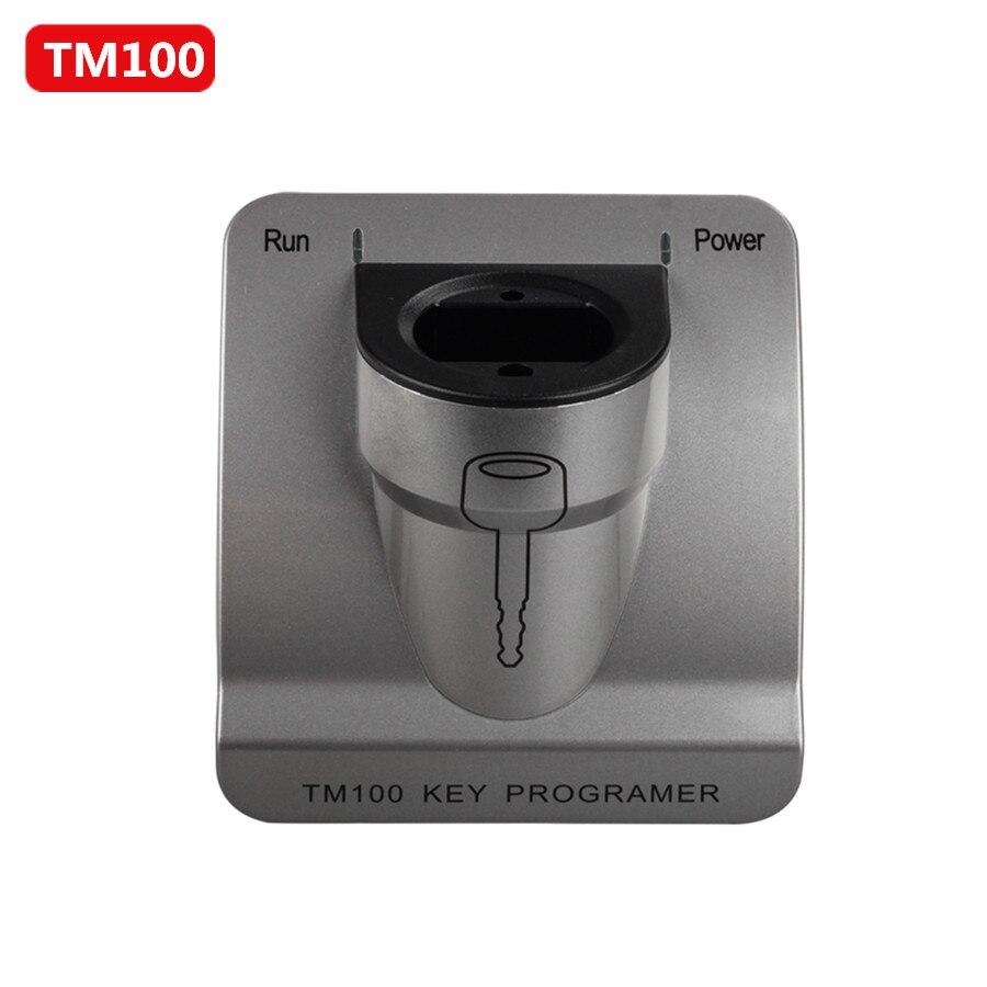 TM100 Transponder Programmatore Chiave V7.14 con il Modulo di Base di Aggiornamento On-Line A Vita Gratuito