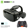 Оригинал BOBOVR Z4 Мини Виртуальной Реальности 3D VR Очки google картон бобо vr 2.0 гарнитура для 4.0 ''-6.0'' смартфонов