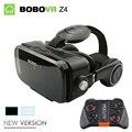Original bobovr z4 mini vr vr óculos de realidade virtual 3d google papelão bobo caixa 2.0 fone de ouvido para 4.0 ''-6.0'' smartphones