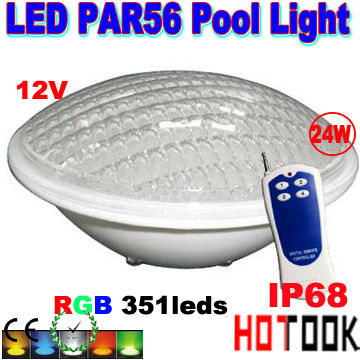 Buy 24w rgb par56 led swimming pool light - Led swimming pool lights suppliers ...