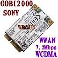 3g hspa card gobi2000 HSPA/UMTS EDGE/GPRS/GSM EV-DO/CDMA GPS