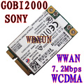 3g hspa tarjeta gobi2000 HSPA/UMTS/EDGE/GPRS/GSM EV-DO/CDMA GPS