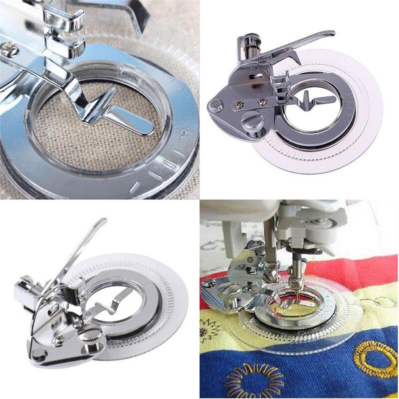 Лапка для вышивки по кругу