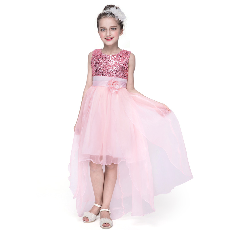 Подробнее о Formal Wear girls dress Children kids dresses for girls clothes princess girl party dress birthday clothing vintage toddler kids dresses for girls 2017 new formal designer clothes flower princess girl dress children clothing party wear