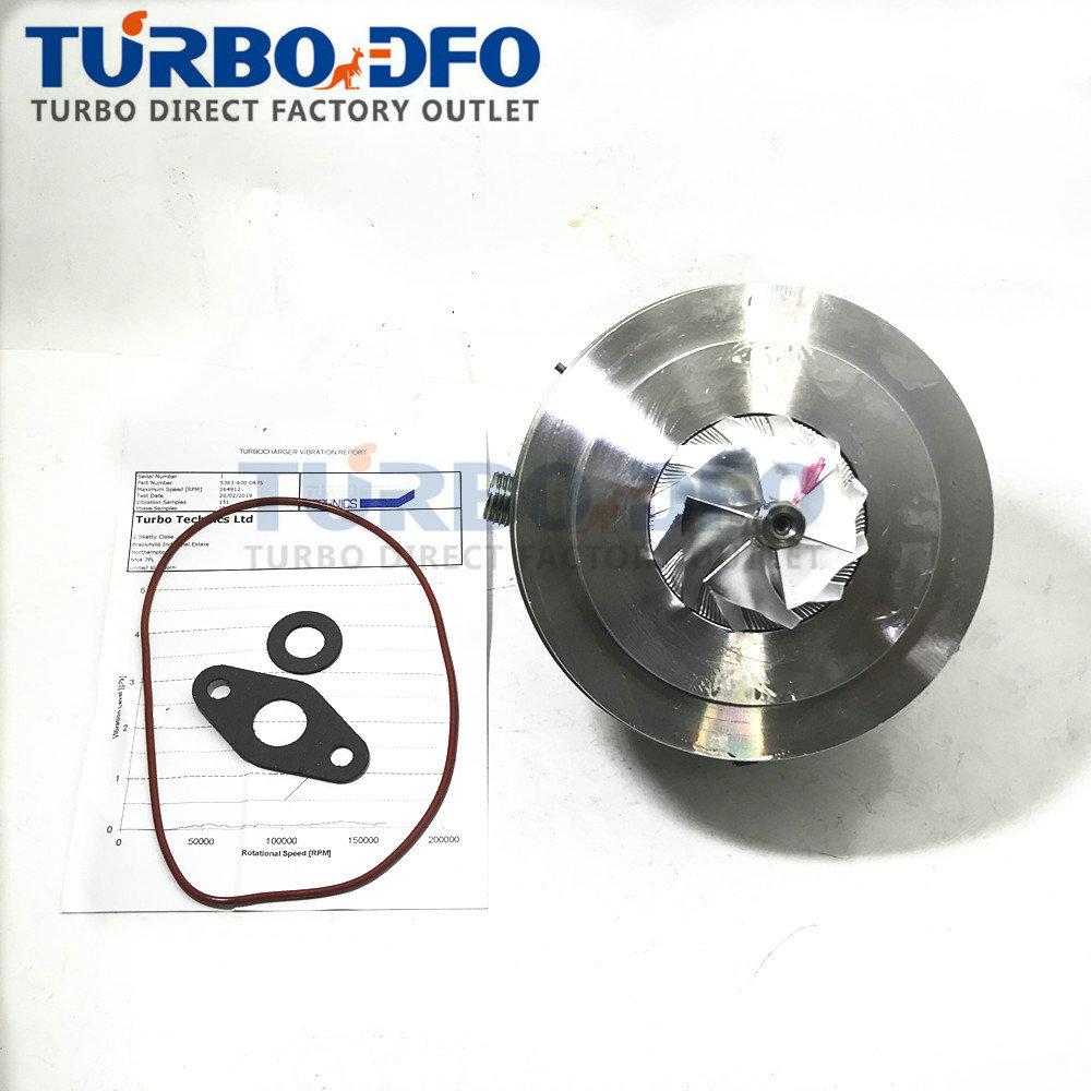 Turbine cartridge 53039880363 53039700363 53039900363 for Audi A5 Cabriolet 8F7 F57 / F53 8T3 2.0 TDI quattro - turbolader coreTurbine cartridge 53039880363 53039700363 53039900363 for Audi A5 Cabriolet 8F7 F57 / F53 8T3 2.0 TDI quattro - turbolader core