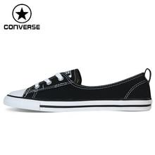 Original New Arrival  Converse Ballet Lace Women's Skateboarding Shoes Canvas Sneakers