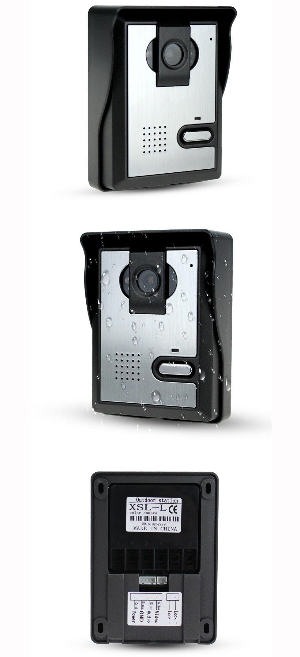 High Quality video door phone
