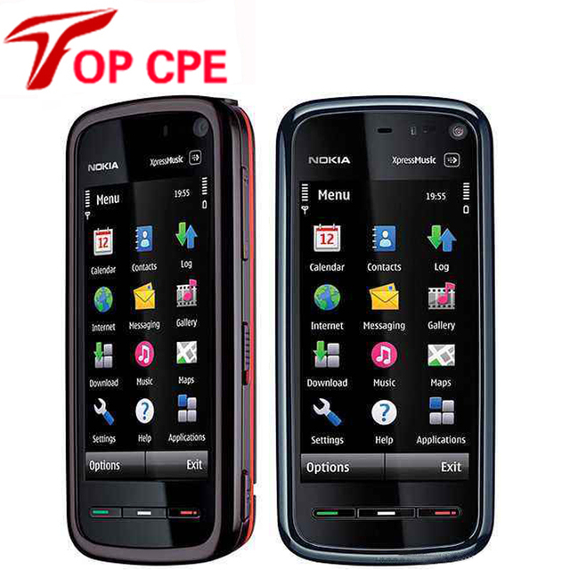 5800 mobile phone original nokia 5800 xpressmusic mobile phone 3 2mp rh aliexpress com Nokia 5000 XpressMusic Nokia 5600