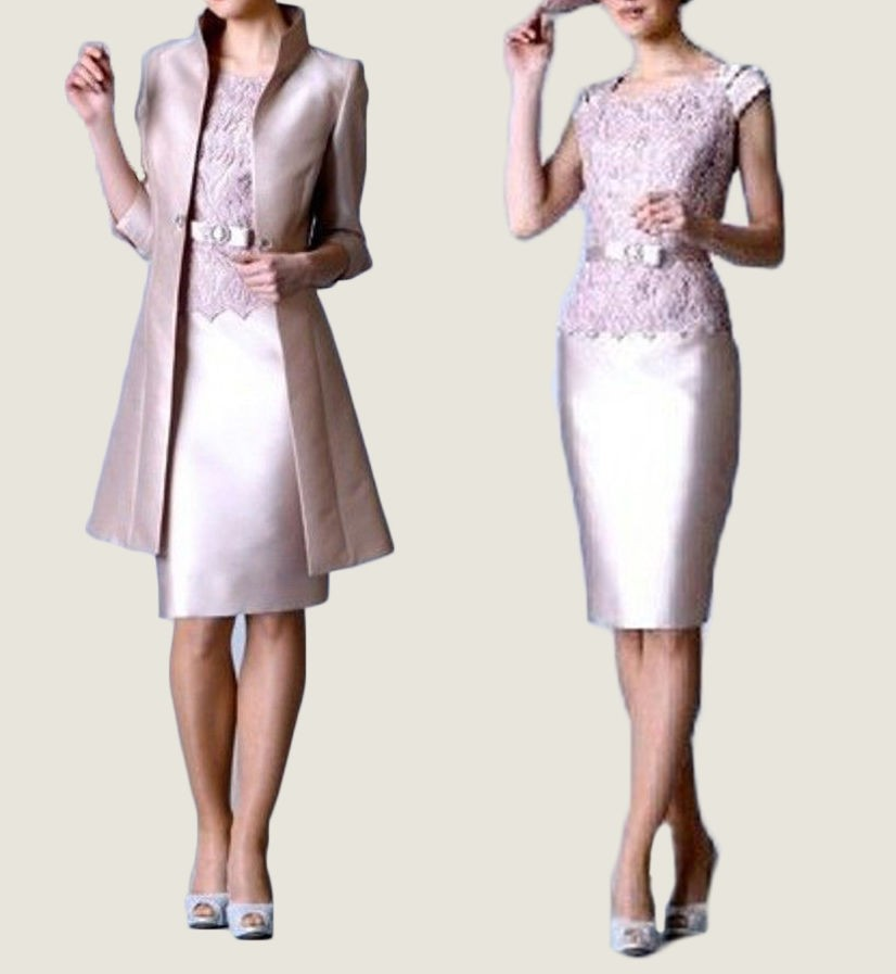 Dress with Long Jacket Promotion-Shop for Promotional Dress with ...