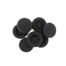 6pcs Hot sale 15x52mm Soft Sponge Headband Headphone Pad Cushion Headset Cover Replacement