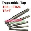 1 шт. высокое качество TR8 TR10 TR12 TR14 TR16 TR18 TR20 TR22 TR24 TR25 TR26 * 2/3/4/5 трапециевидная HSS правая левая резьба