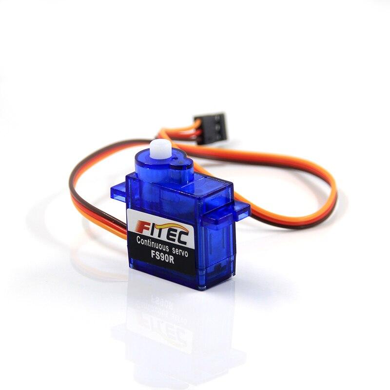 HOT SALE] Feetech 10pcs 9g Servo micro servo motor with arm analog
