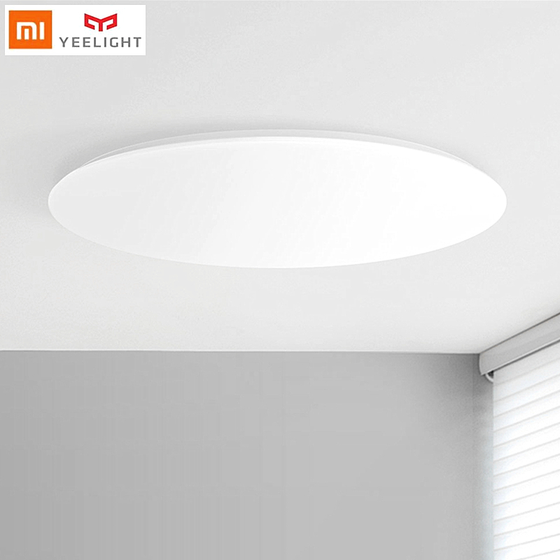 Yeelight LED Ceiling light lamp 450 room home smart Remote Control Bluetooth WiFi with Google Assistant Alexa mijia app xiaomi-in Smart Remote Control from Consumer Electronics