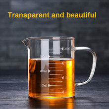 Nordic Creative 350ml/500ml Measurement Jug for Glass Measuring Cup Baking Tool Container Beer Drinks Liquid