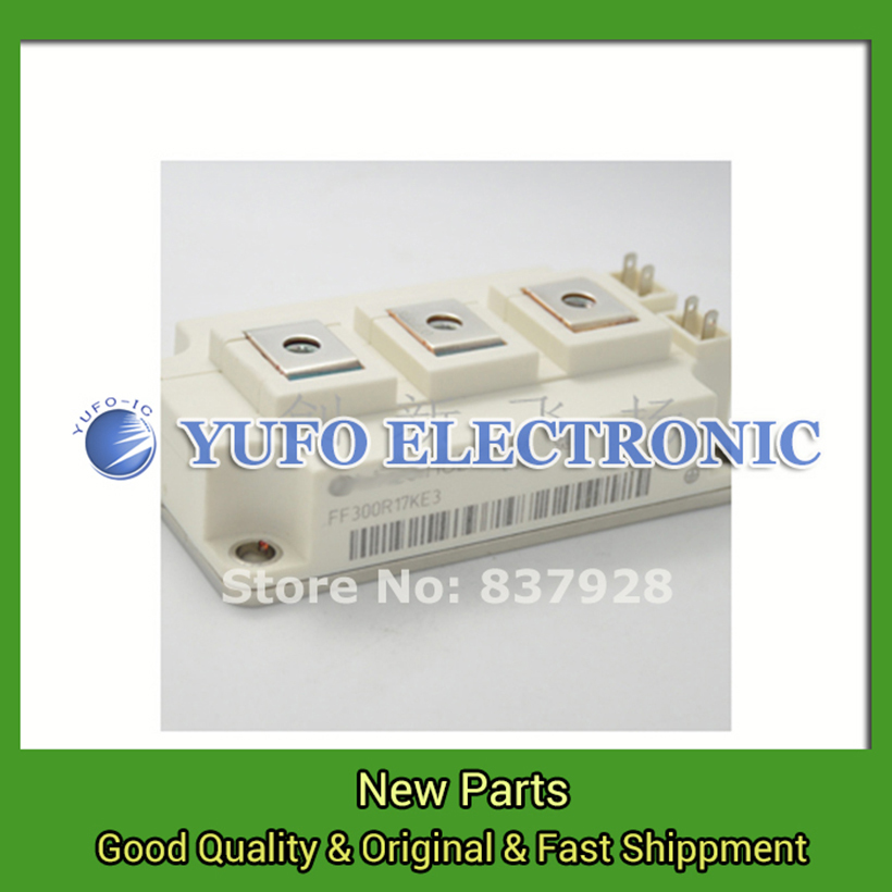Free Shipping 1PCS FF300R17KE3 ensure that new special supply of imported original stock welcome to order YF0617 relay