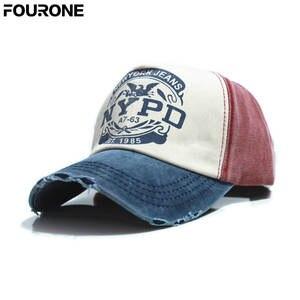 71dd3b637 FOURONE Summer fitted baseball cap snapback hats Visor