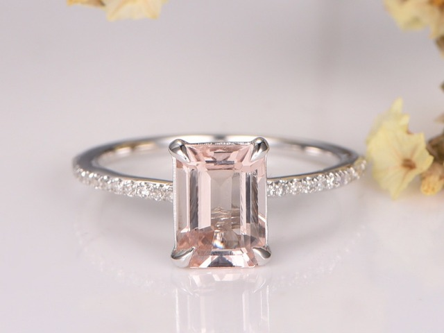 qqlu anniversary band rose diamond gold il akoya pearl ring rings promise wedding engagement halo bands solid