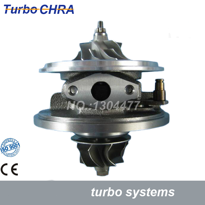 Garrett turbocharger core  GT1749V 717858 717858-5009S 038145702G for AUDI VW SKODA  1.9TDI / 2.0TDI 130HP Turbo chra cartridge powertec turbo kit turbocharger turbine cartridge core chra gt1749v for audi a6 1 9 tdi 96kw 717858 038145702j