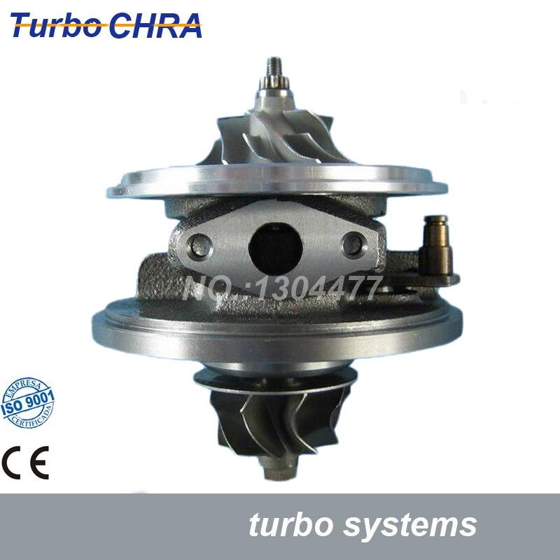 Garrett Turbocharger Core  GT1749V 717858 717858-5009S 038145702G For AUDI VW SKODA  1.9TDI / 2.0TDI 130HP Turbo Chra Cartridge