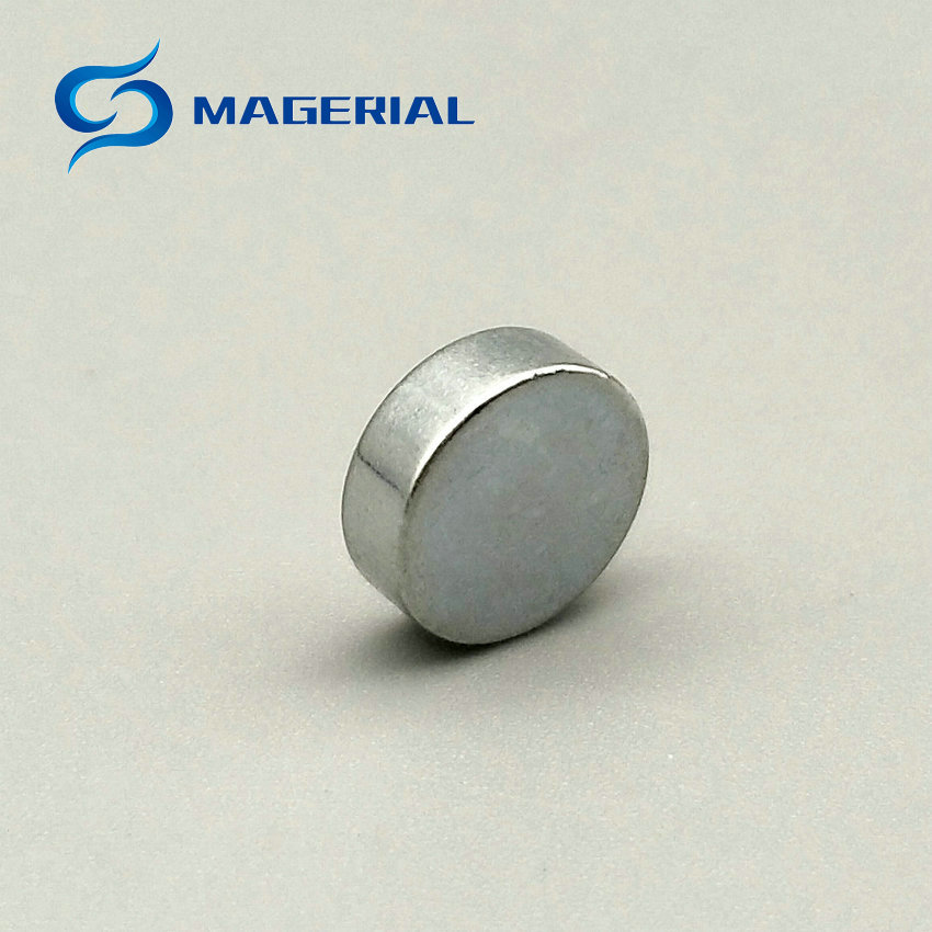 1 pack Grade N35 NdFeB Disc Magnet Diameter 9x3 mm Cylinder magnet Neodymium Permanent Magnets Zinc Plated Axially Magnetized 1 pack diametrically ndfeb magnet ring diameter 9 53x3 18x3 18 mm 3 8 1 8 1 8 tube magnetized neodymium permanent magnets