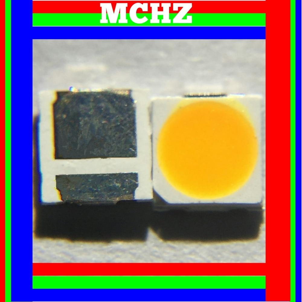 200 pièces 3030 SMD/SMT LED ambre SMD 3030 LED montage en saillie ambre 3 V ~ 3.6 V 1800 K ambre Ultra Birght diode LED puce 3030 ambre