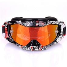 2017 Motocross Occhiali di protezione di Cross Country Sci Snowboard ATV Maschera Oculos Gafas Motocross Del Motociclo Del Casco MX Goggles Occhiali