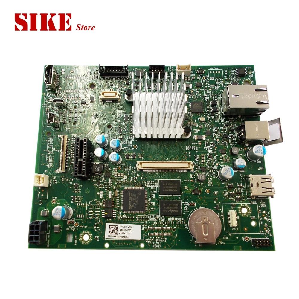B5L23-67901 B5L30-60001 Logic Main Board Use For HP M552dn M553dn M553n 552 553 552dn Formatter Board Mainboard formatter pca assy formatter board logic main board mainboard mother board for hp m775 m775dn m775f m775z m775z ce396 60001