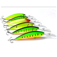 Fishing Minnow Lure Long Tongue Board 14g/13.5cm Artificial Plastic Hard Bait 1 Piece Sale