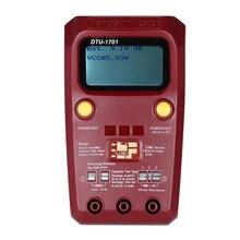 Ручной ЖК дисплей Цифровой мультиметр-Транзистор тестер SMD сопротивление диода индуктивно-емкостный ESR метр