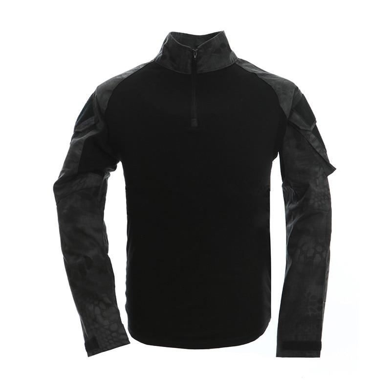 2017 ապրանքանիշ տղամարդու քողարկման - Տղամարդկանց հագուստ - Լուսանկար 2