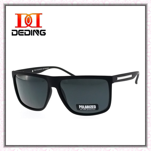 Men Polarized Sunglasses Large Full Frame Casual Fashion Eyewear Personality UV400 Sun Glasses DD0728