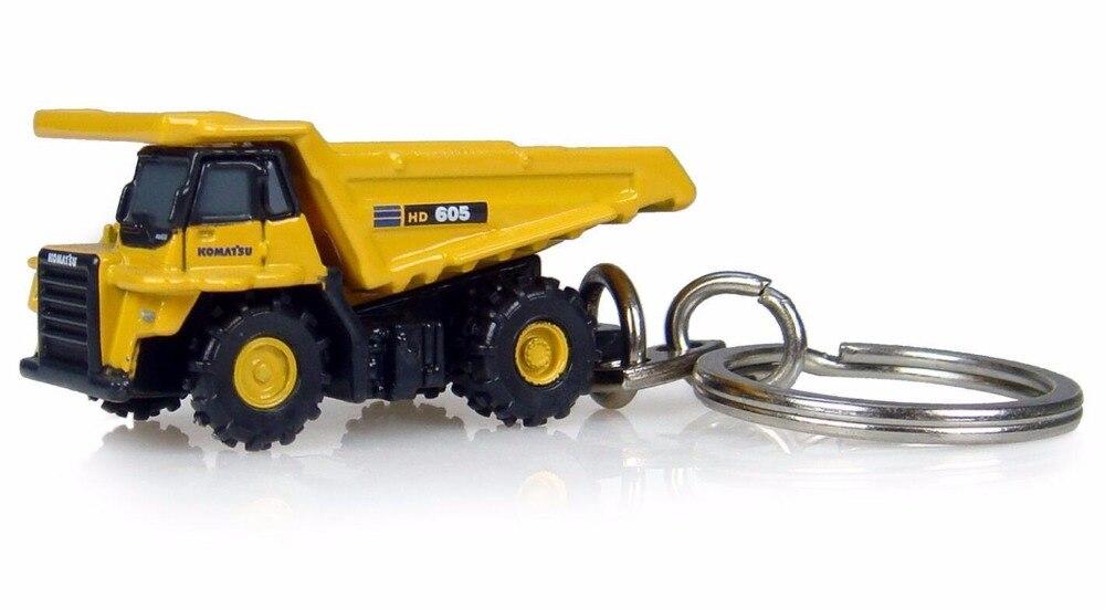 UH5540 1: 87 Kom060 Комацу HD 605 сплав модель автомобиля трактор сельскохозяйственный